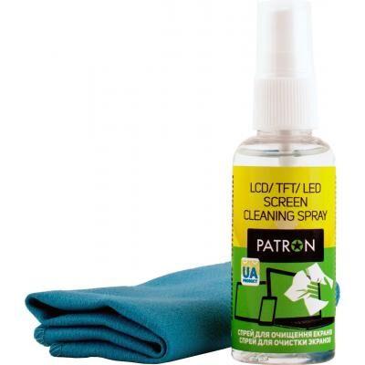 Спрей для очистки Patron Screen spray for TFT/LCD/LED 50мл (F3-015)