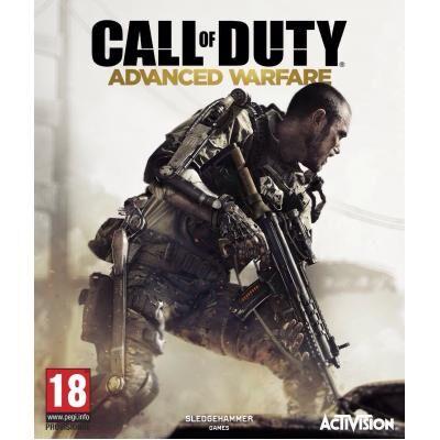 Игра PC Call of Duty: Advanced Warfare