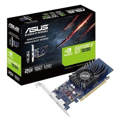 Видеокарта GeForce GT1030 2048Mb ASUS (GT1030-2G-BRK)