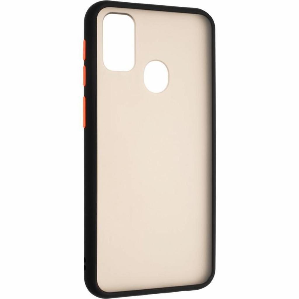 Чехол для моб. телефона Gelius Bumper Mat Case for Samsung M307 (M30s)/M215 (M21) Black (00000080176)