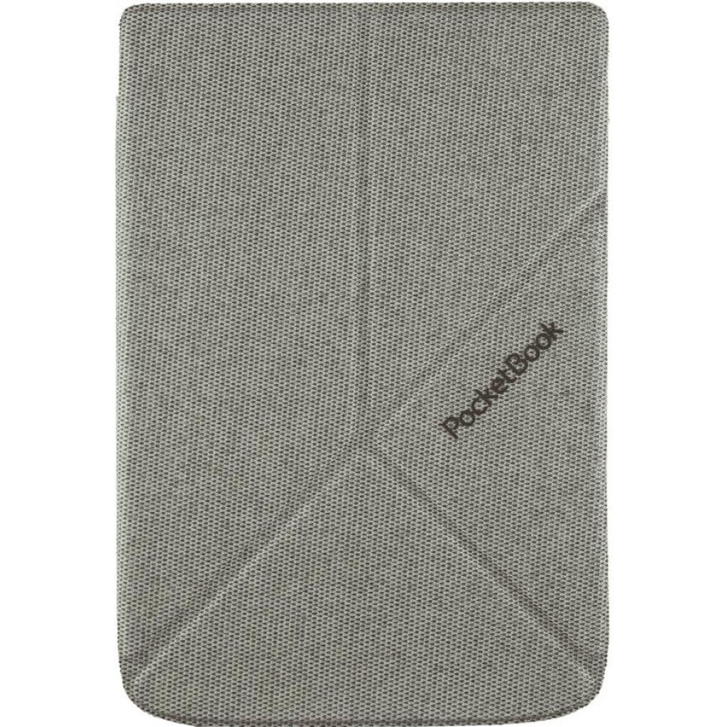 Чехол для электронной книги PocketBook Origami U6XX Shell O series, light grey (HN-SLO-PU-U6XX-LG-CIS)