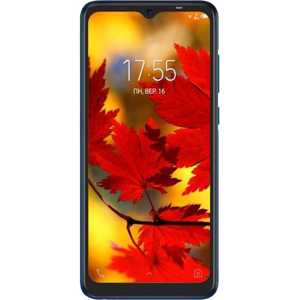 Мобильный телефон TECNO BC3 (POP 4 Pro) 1/16Gb Vacation Blue (4895180760846)