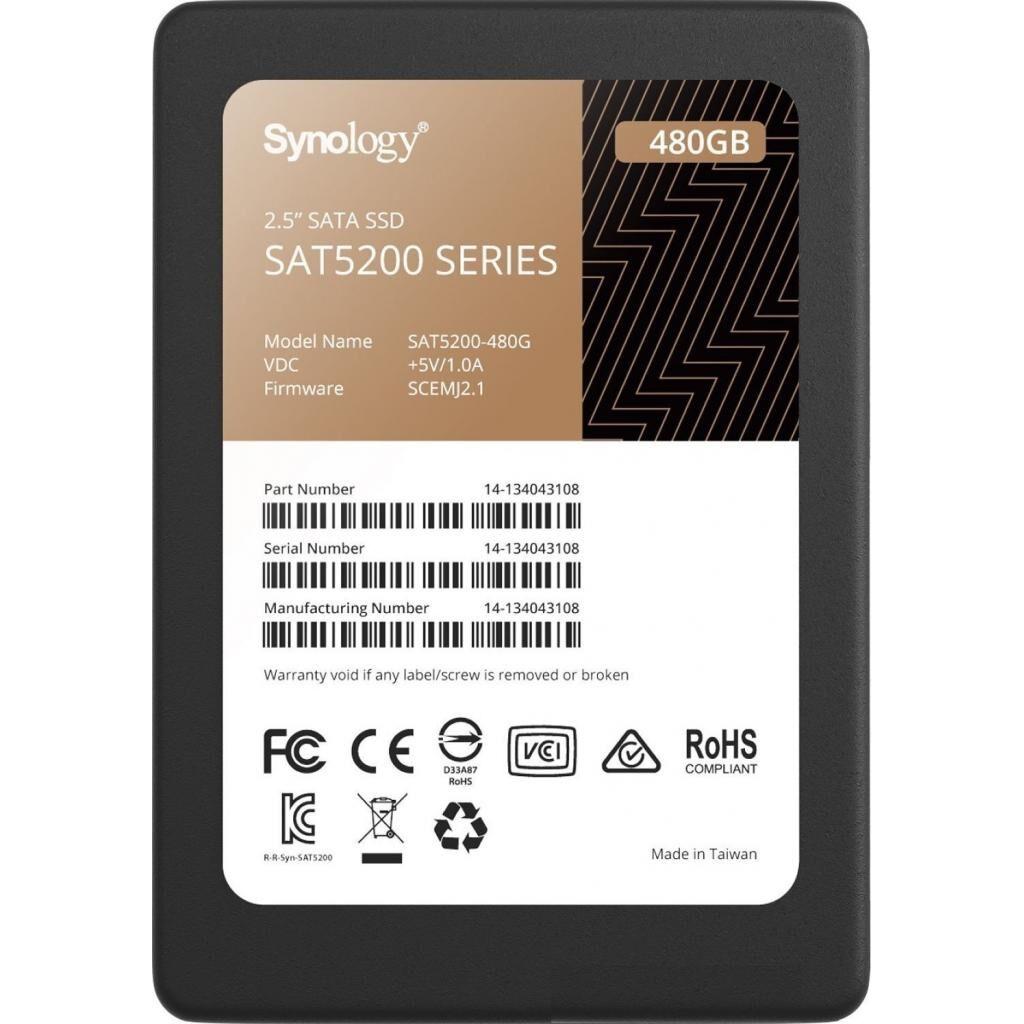 Накопитель SSD для сервера 480GB SATA 2.5