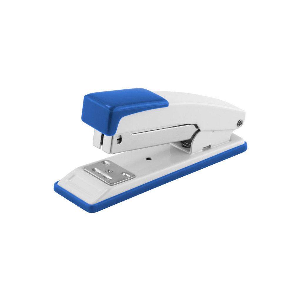 Степлер Delta by Axent 24 / 6 до 20 листов металлический синий (D4232-02)