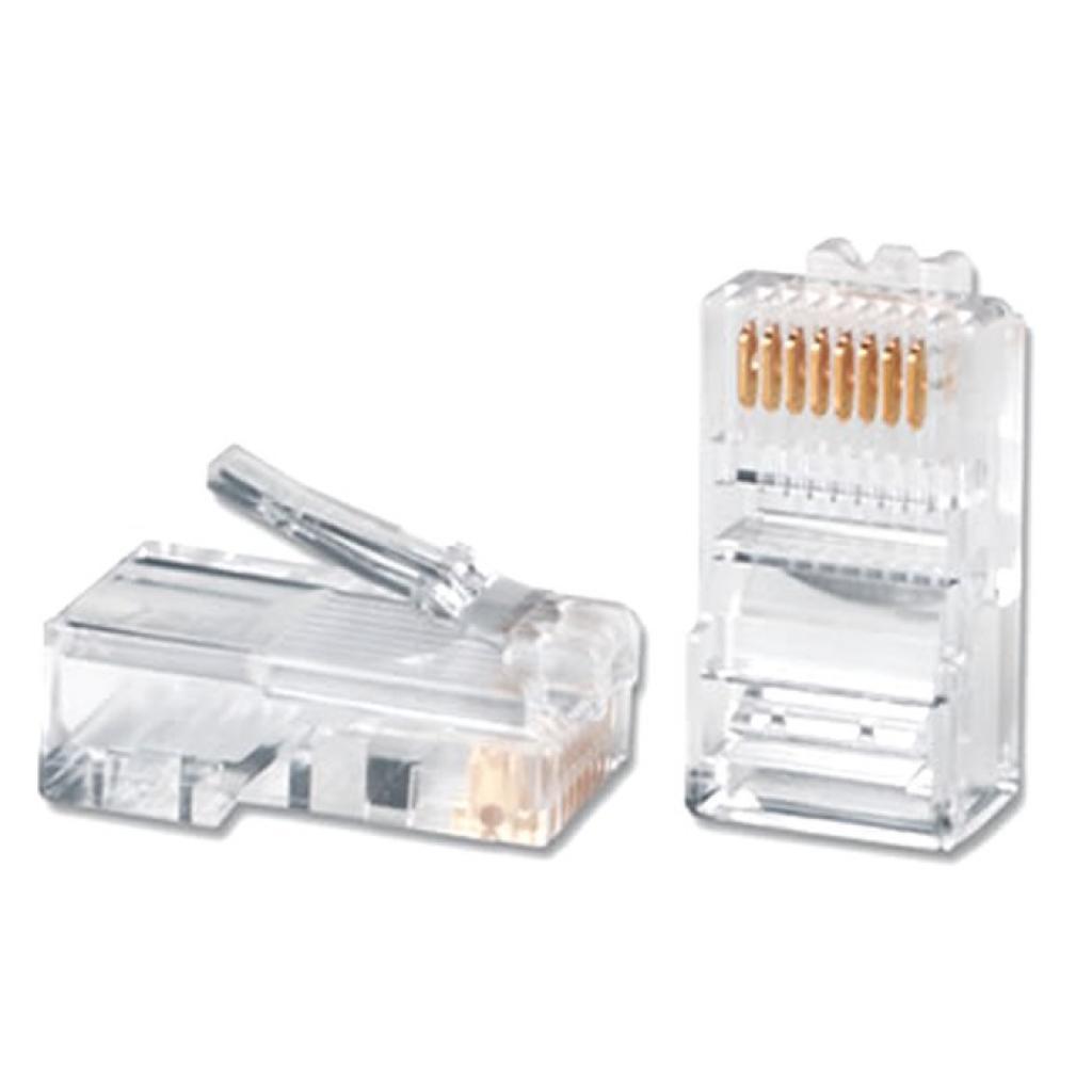 Коннектор Atcom RJ45 cat.5e UTP 8p8c * 100 (3796)