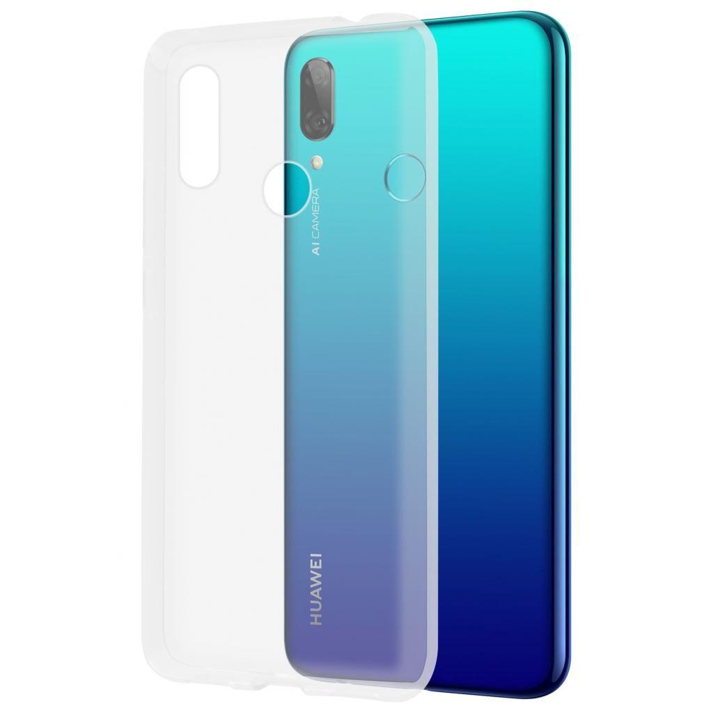 Чехол для моб. телефона Laudtec для HuaweiY7 2019 Clear tpu (Transperent) (LC-HY72019T)
