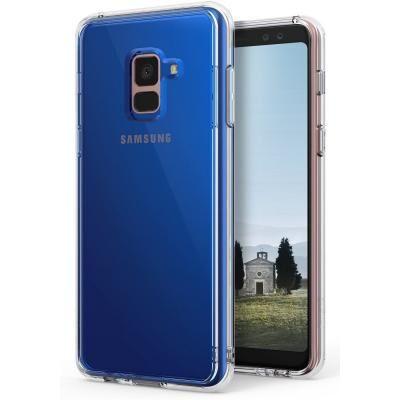 Чехол для моб. телефона Ringke Fusion Samsung Galaxy A8 2018 Clear (RCS4422)