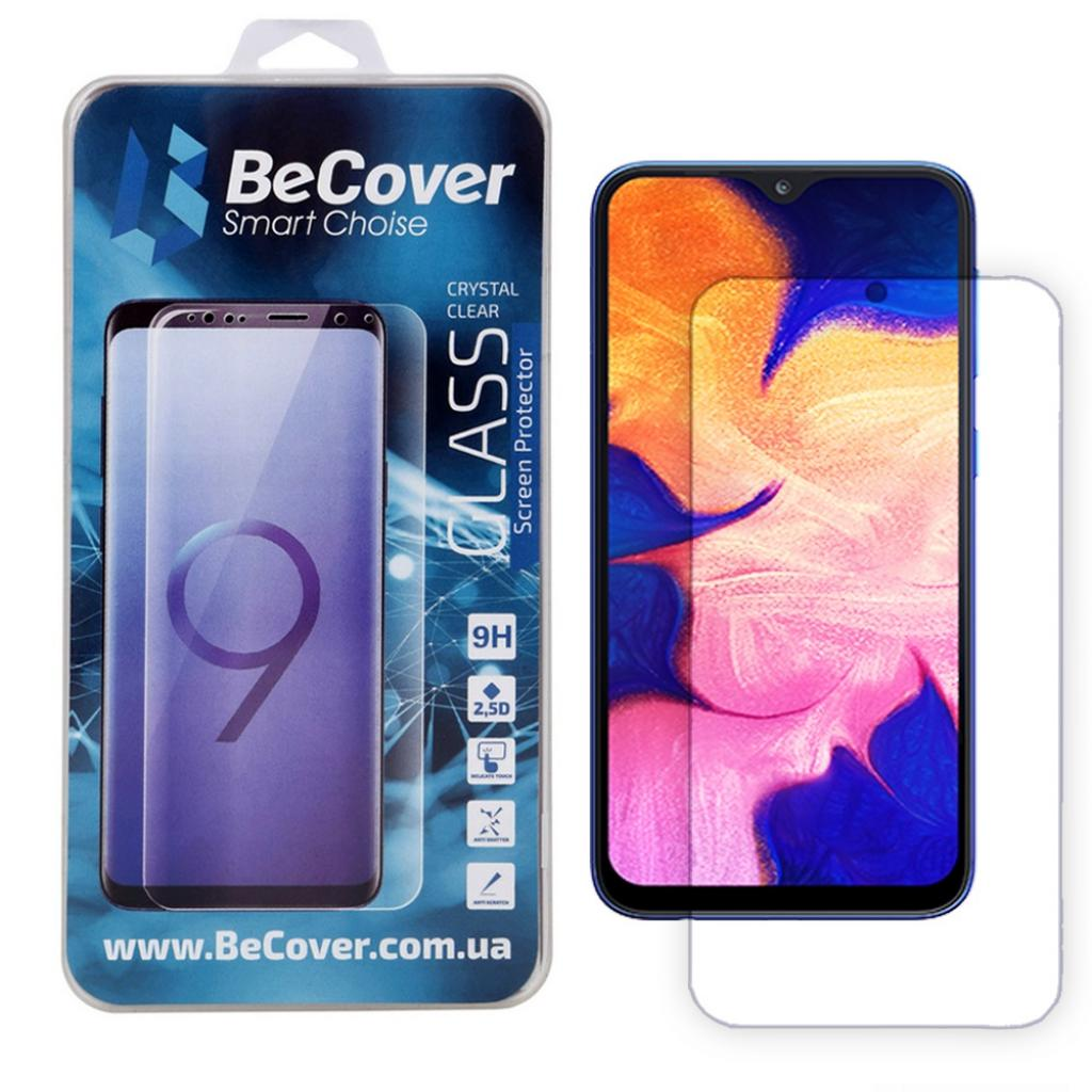 Стекло защитное BeCover Samsung Galaxy A10 SM-A105 Crystal Clear Glass (703441)