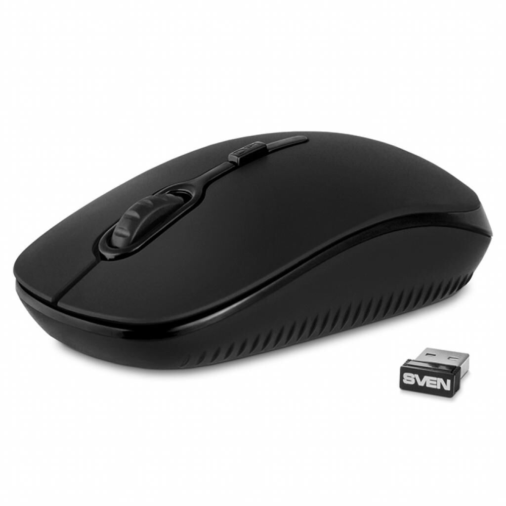 Мышка SVEN RX-510SW Black