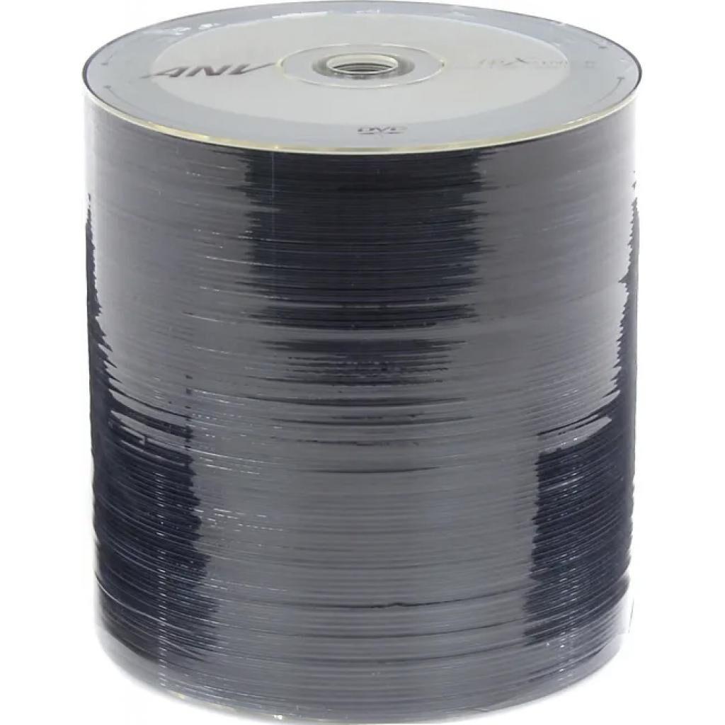 Диск DVD ANV 4,7Gb 16x Bulk 100 шт DVD-R (907WFDRMNW001)