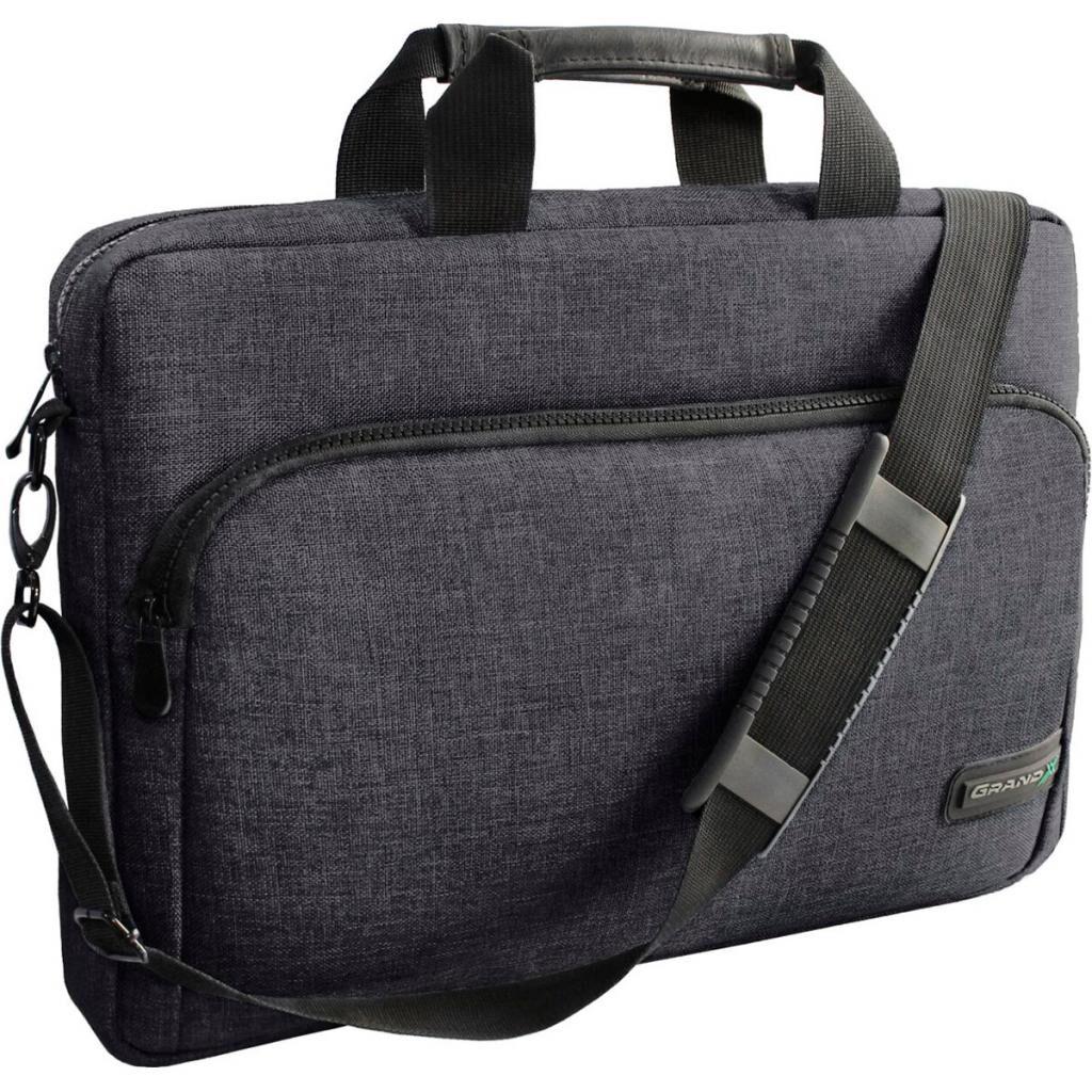 Сумка для ноутбука Grand-X 15.6'' SB-139 Dark Grey (SB-139D)