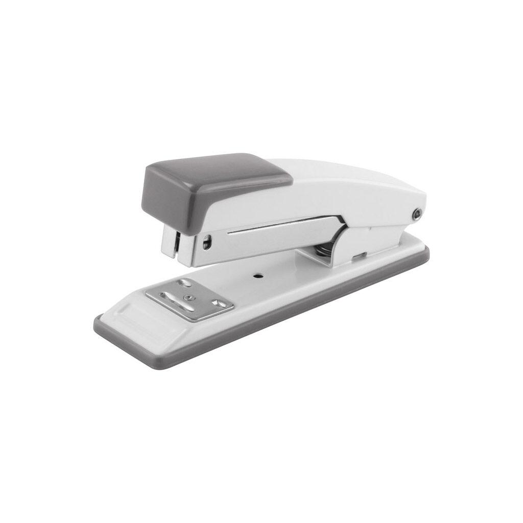 Степлер Delta by Axent 24 / 6 до 20 листов металлический серый (D4232-03)