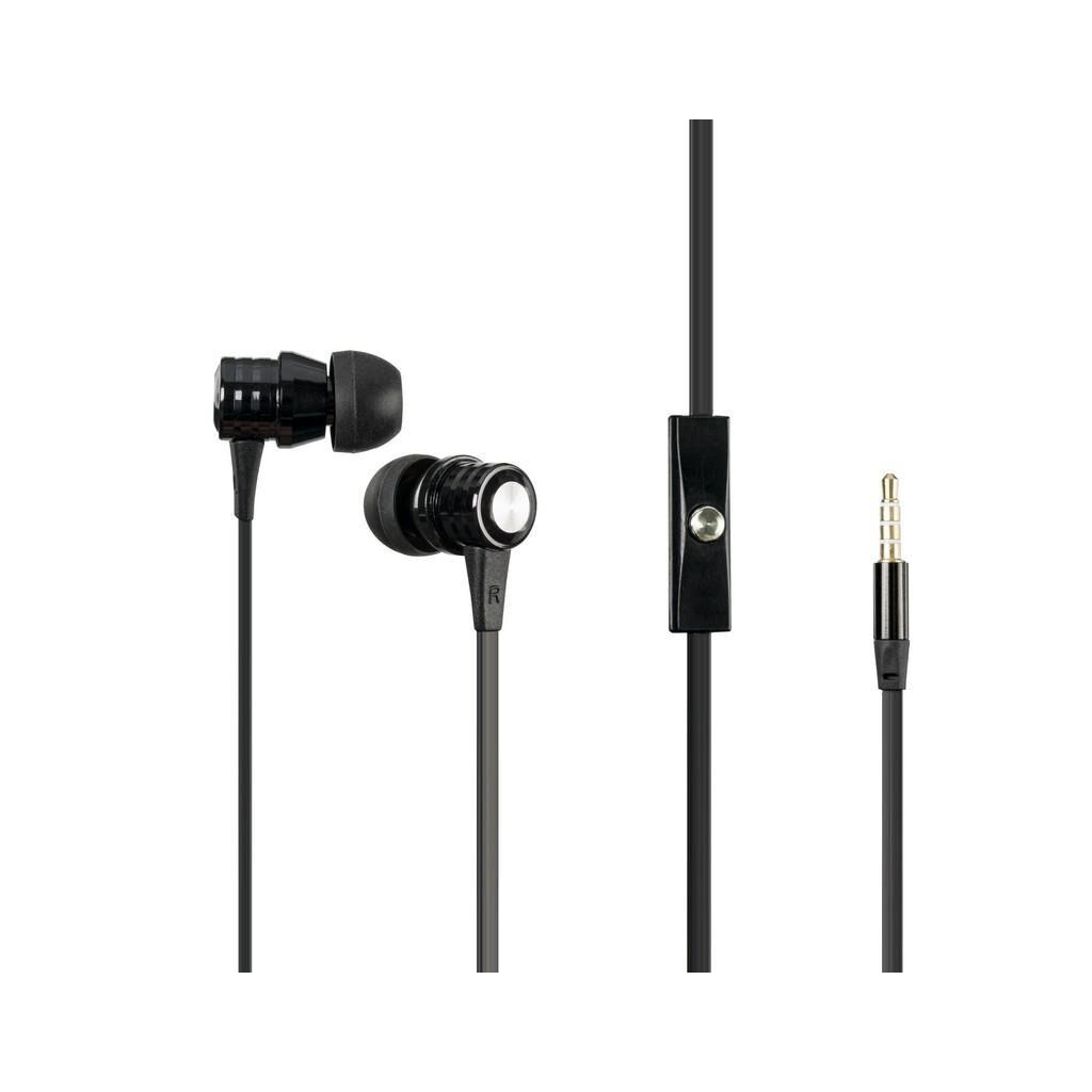 Наушники Gelius Pro GP-HF310 Tune Black with mic + button call answering (00000070089)