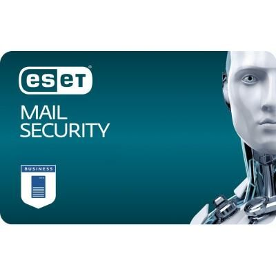 Антивирус Eset Mail Security 6 ПК лицензия на 1year Business (EMS_6_1_B)