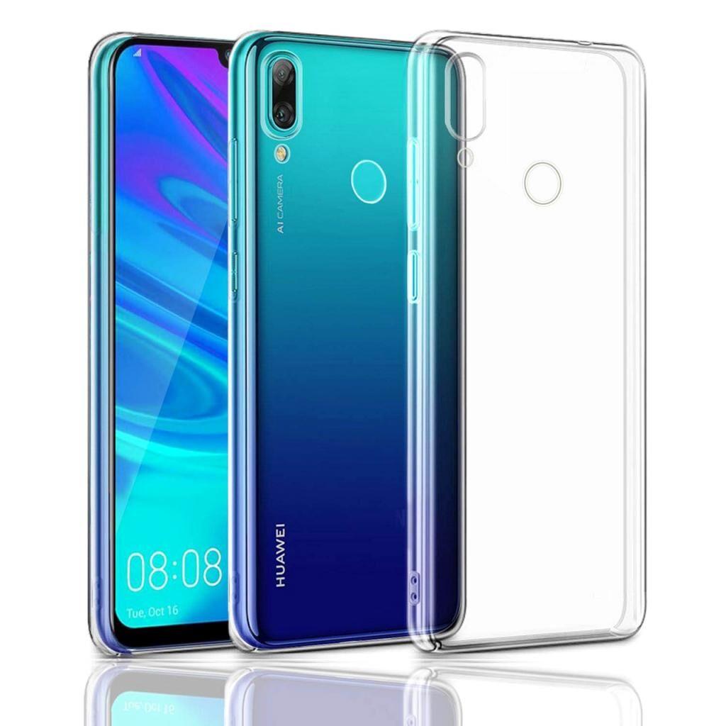 Чехол для моб. телефона Laudtec для HuaweiP Smart 2019 Clear tpu (Transperent) (LC-HPS19C)