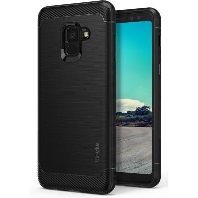 Чехол для моб. телефона Ringke Onyx Samsung Galaxy A8 2018 Black (RCS4423)