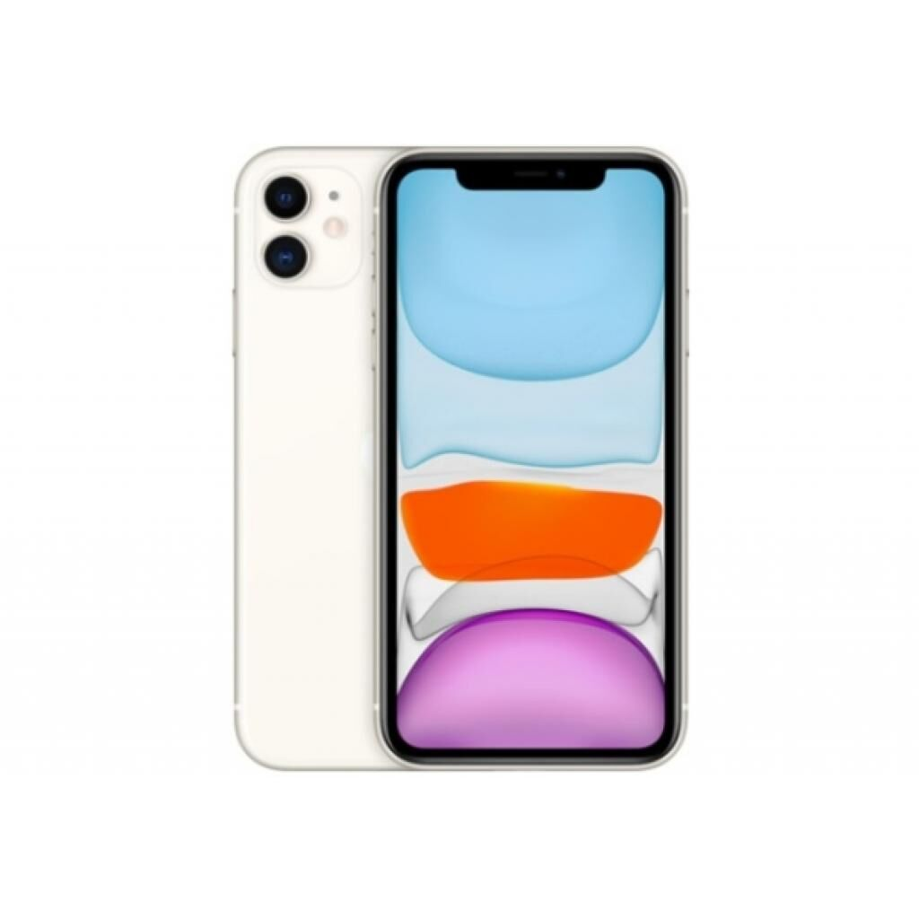 Мобильный телефон Apple iPhone 11 128Gb White (MHDJ3)
