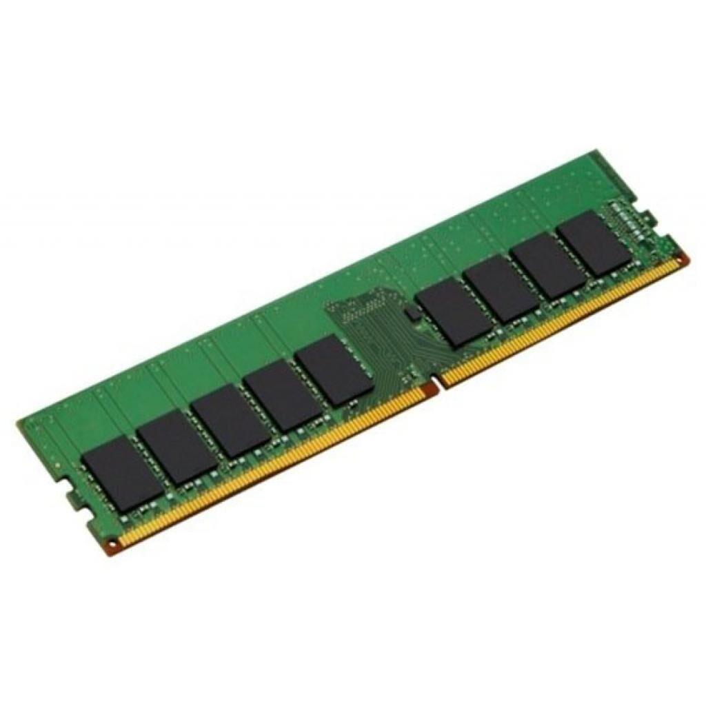 Модуль памяти для сервера DDR4 16GB ECC UDIMM 3200MHz 1Rx8 1.2V CL22 Kingston (KSM32ES8/16ME)