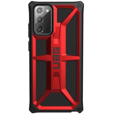 Чехол для моб. телефона UAG Galaxy Note 20 Monarch, Crimson (212191119494)