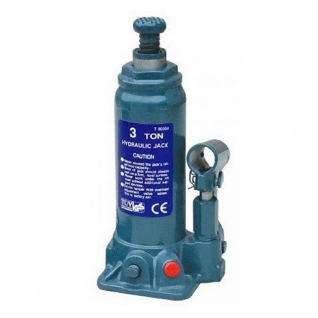 Домкрат Torin гидравлический бутылочный 3т 194-372 мм (T90304)