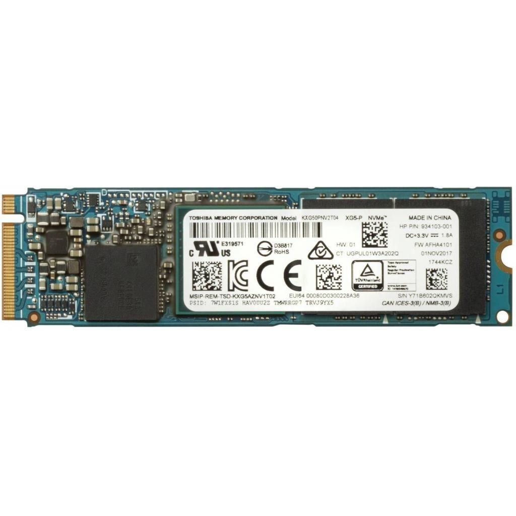 Накопитель SSD для сервера 1TB Z Turbo Quad Pro TLC SSD Module HP (4YZ37AA)