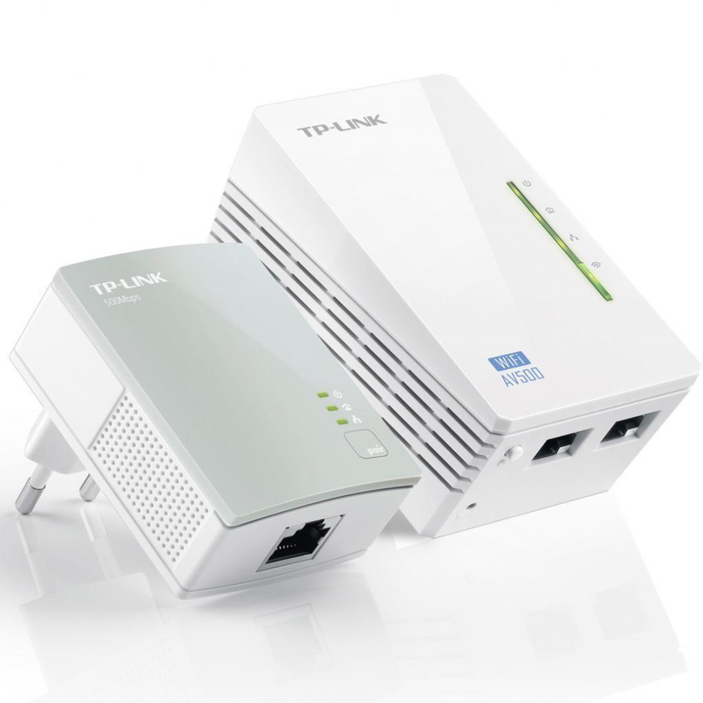 Адаптер Powerline TP-Link TL-WPA4220 KIT