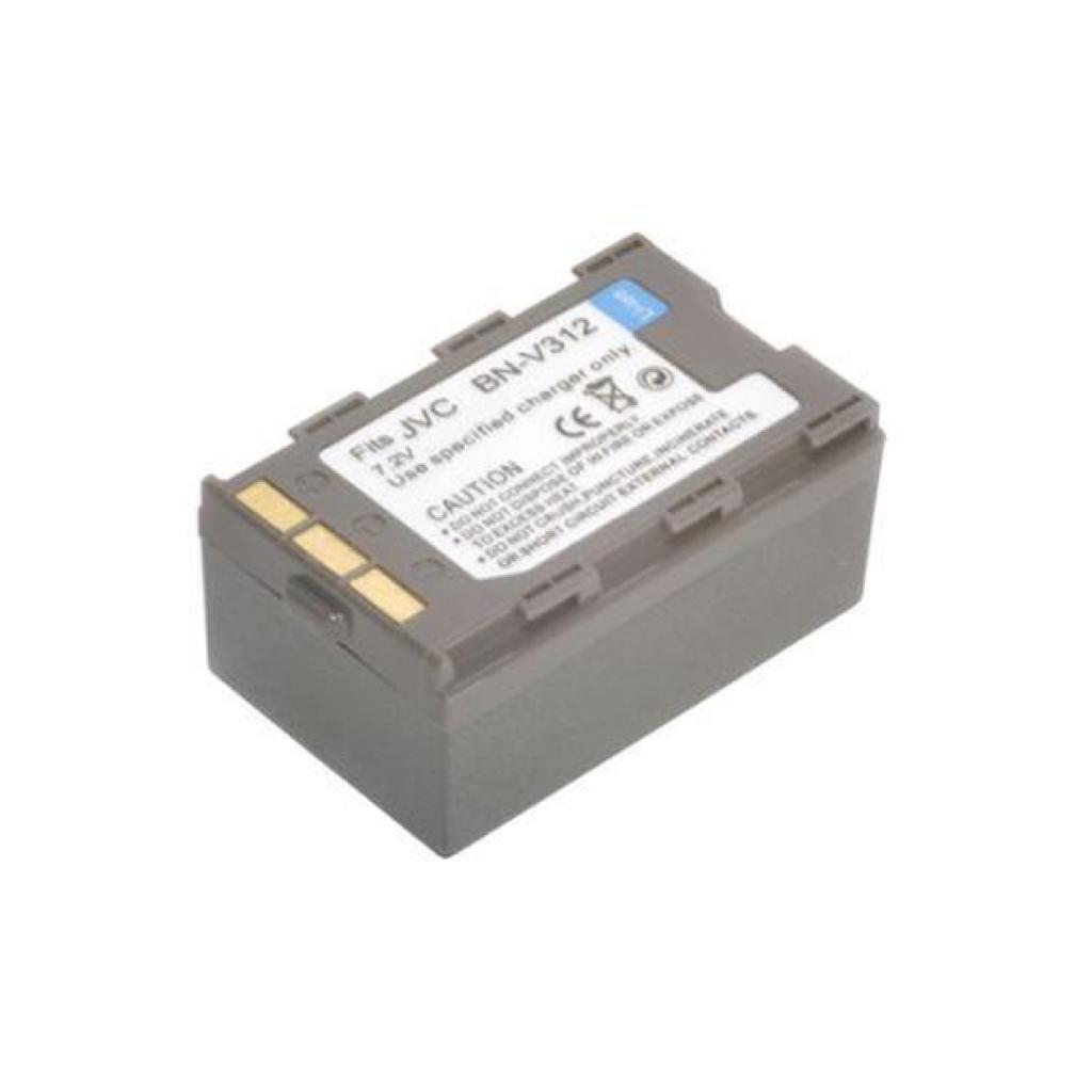Аккумулятор к фото/видео PowerPlant JVC BN-V312 (DV00DV1192)