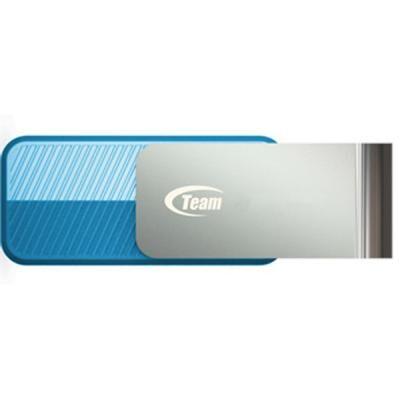 USB флеш накопитель Team 16GB C142 Blue USB 2.0 (TC14216GL01)
