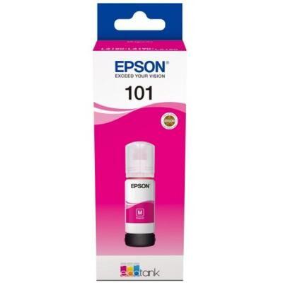 Контейнер с чернилами EPSON L4150/4160/6160 Magenta 101 (C13T03V34A)