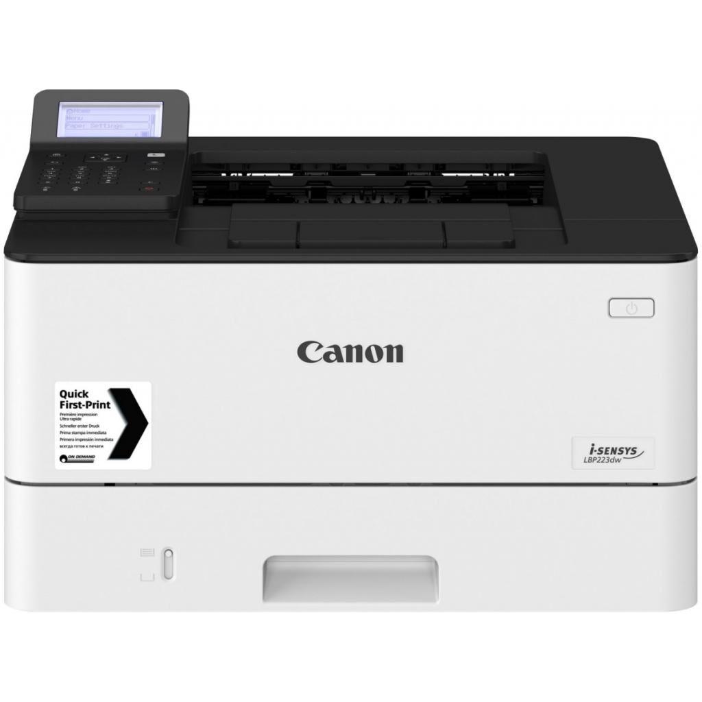 Лазерный принтер Canon i-SENSYS LBP-223dw (3516C008)