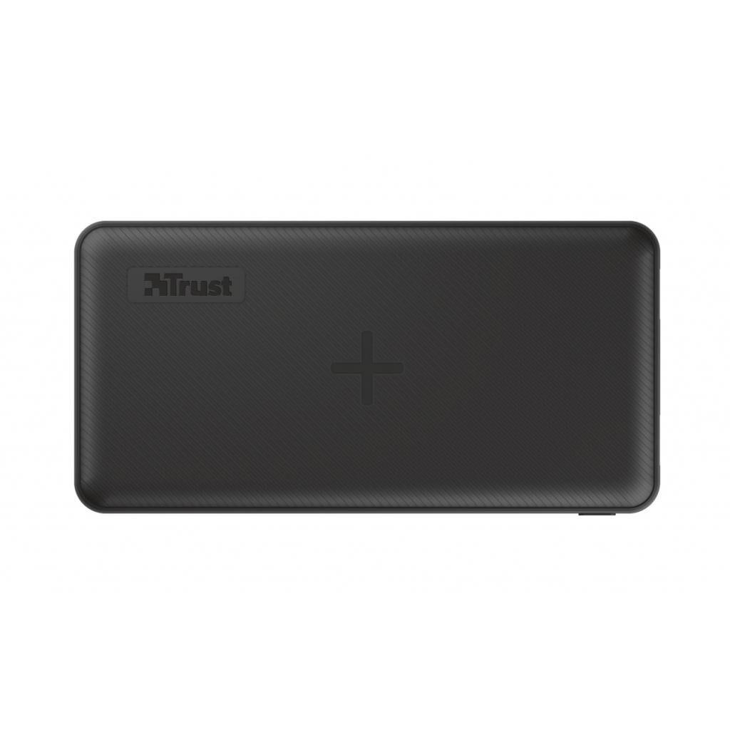 Батарея универсальная Trust Primo QI 20000 mAh Black (23565_TRUST)