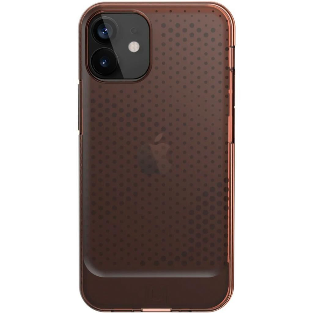 Чехол для моб. телефона UAG iPhone 12 Mini [U] Lucent, Orange (11234N319797)