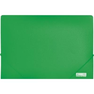 Папка на резинках Buromax А4, JOBMAX, green (BM.3911-04)