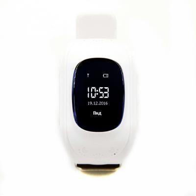 Смарт-часы GoGPS ME K50 Белые (K50WH)