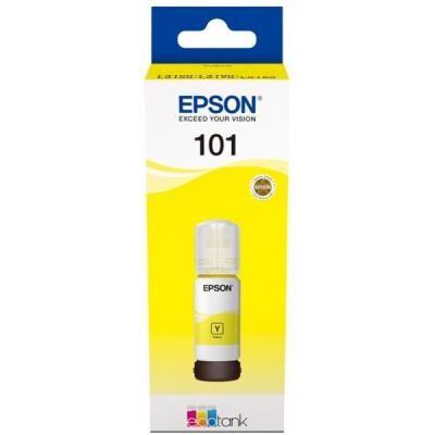 Контейнер с чернилами EPSON L4150/4160/6160 Yellow 101 (C13T03V44A)