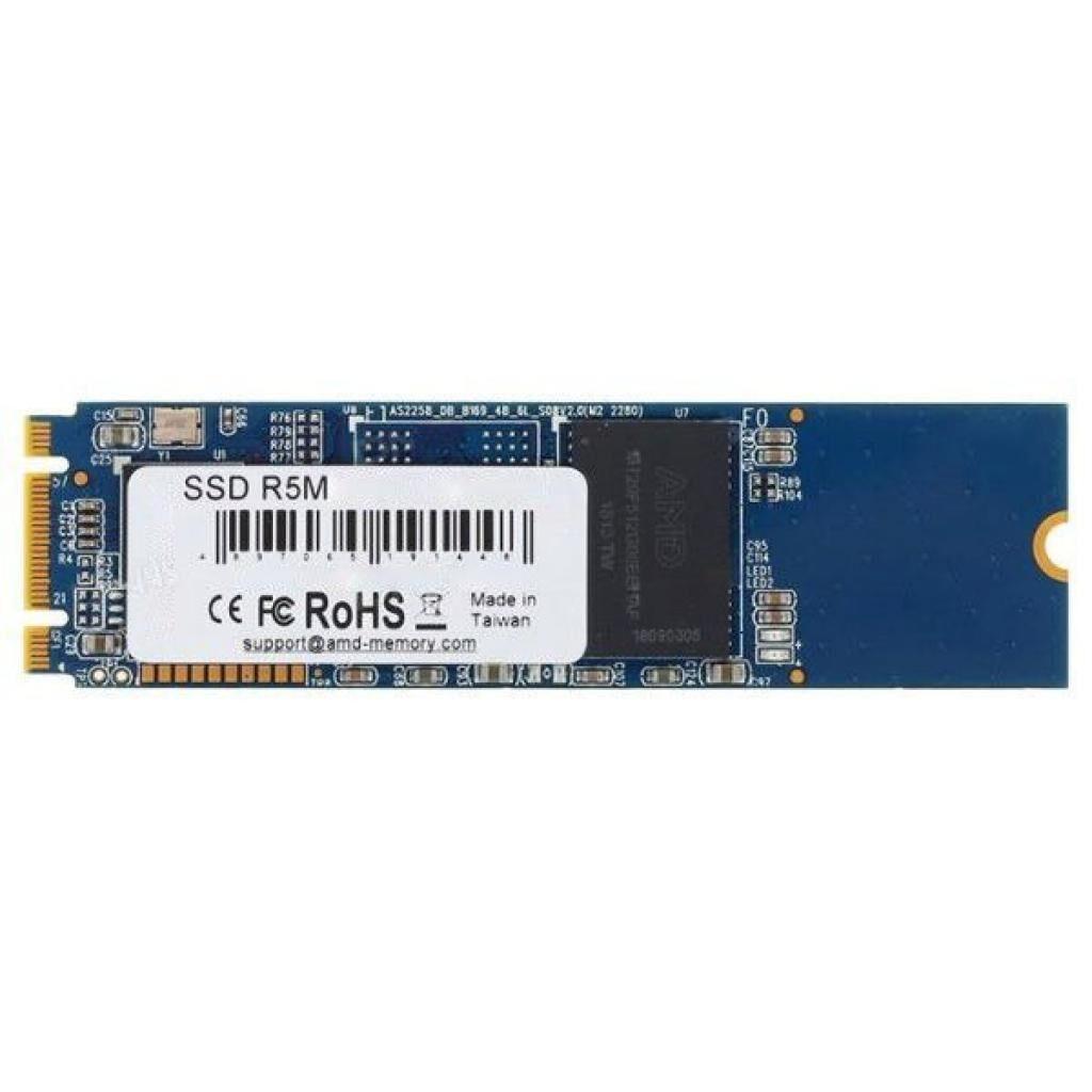 Накопитель SSD M.2 2280 240GB AMD (R5M240G8)