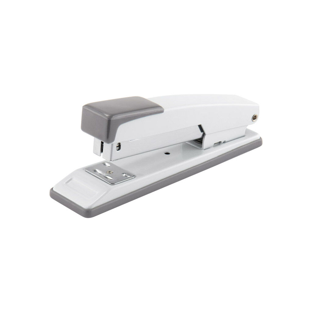 Степлер Delta by Axent 24 / 6 до 20 листов металлический серый (D4233-03)