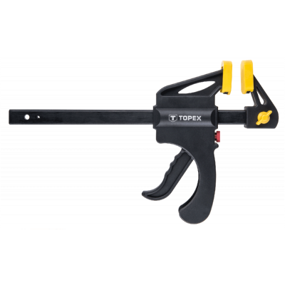 Струбцина Topex пружинная, 150 х 60 мм (12A515)