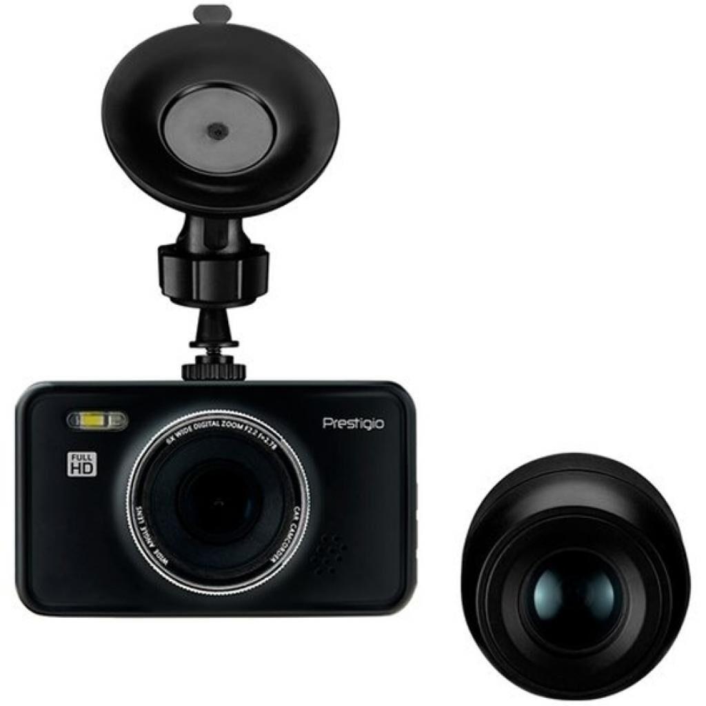 Видеорегистратор PRESTIGIO RoadRunner 420DL (PCDVRR420DL)