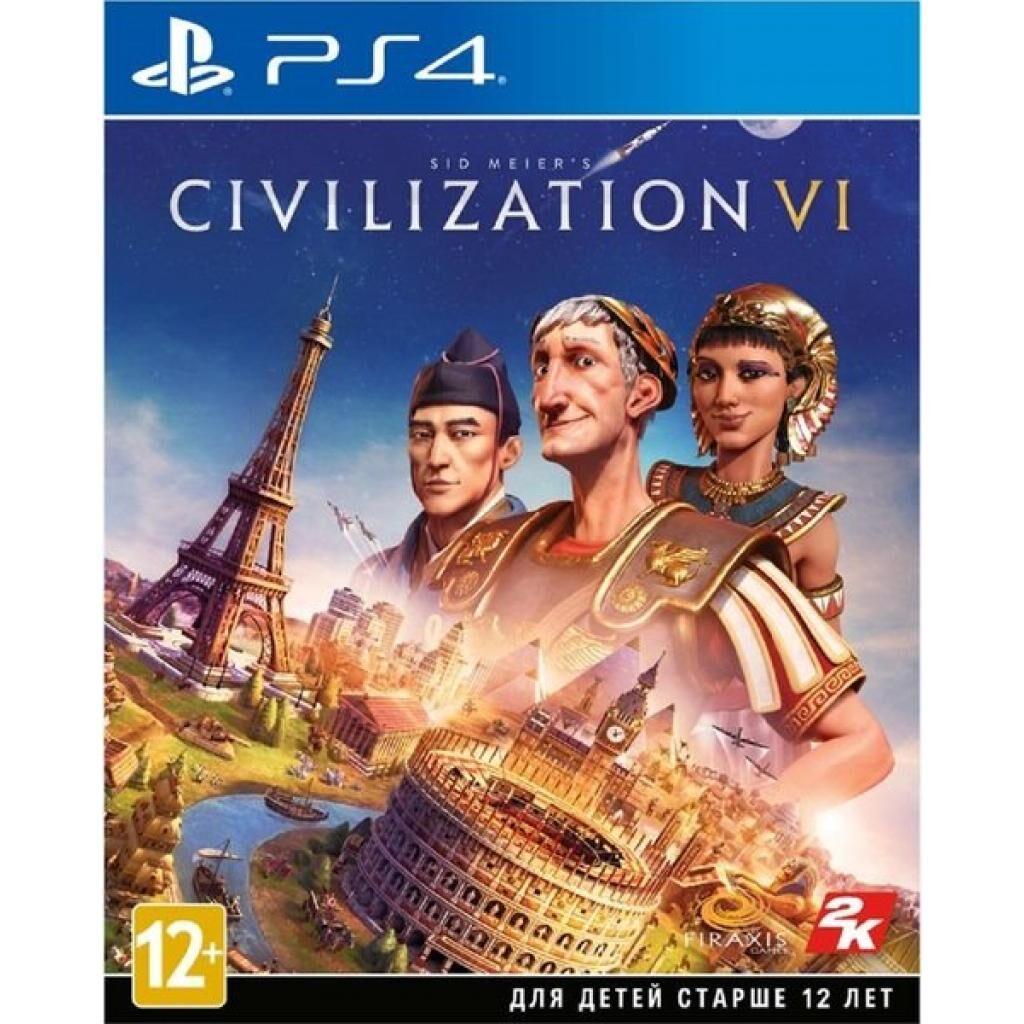 Игра SONY Civilization VI [PS4, Russian version] (5026555426947)