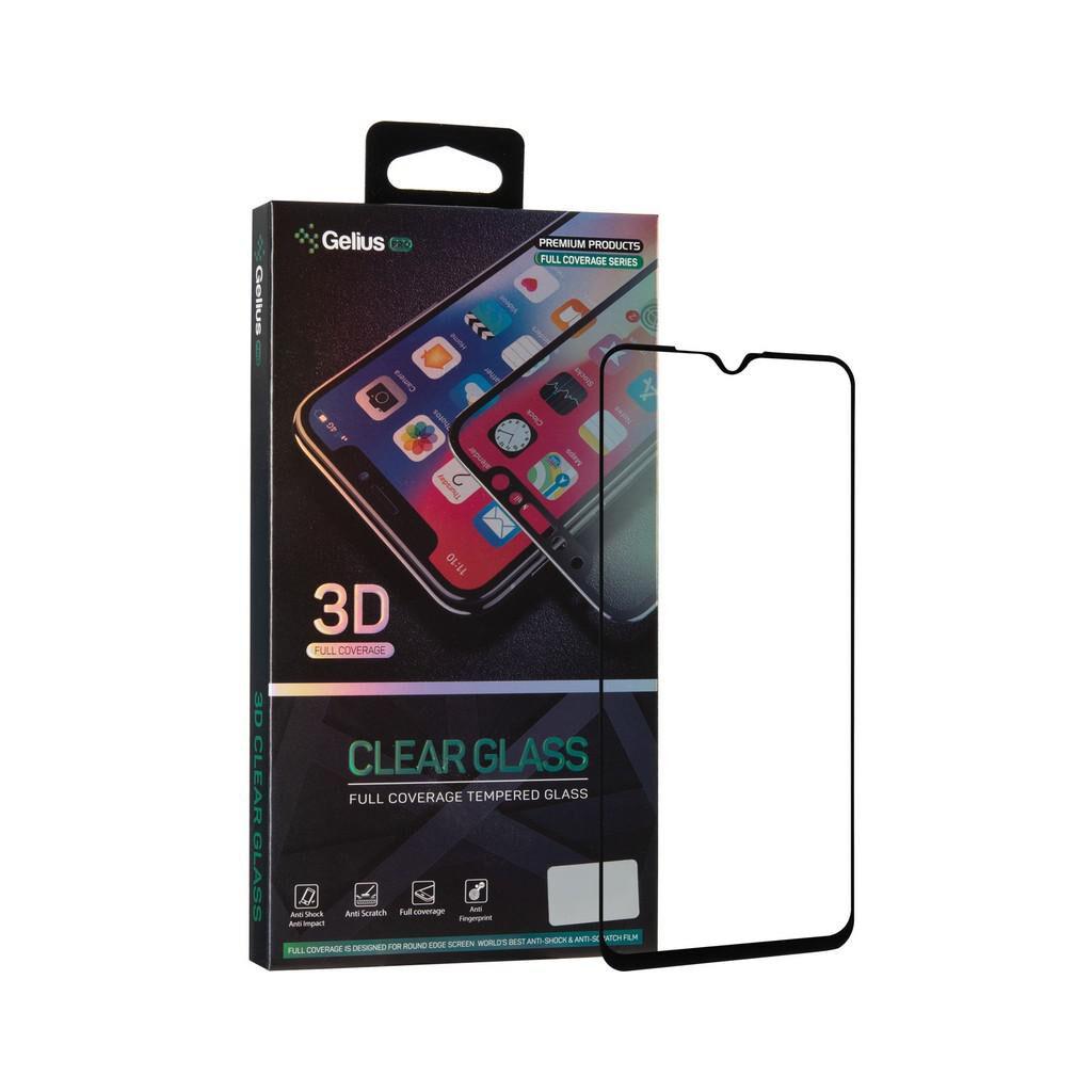 Стекло защитное Gelius Pro 3D for Xiaomi Redmi 9 Black (00000080276)