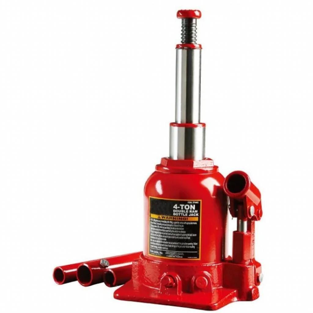 Домкрат Torin гидравлический низкоподхватный двухштоковый 4т 160-390 мм (TF0402)