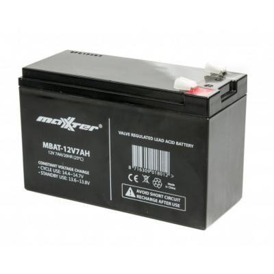 Батарея к ИБП Maxxter 12V 7AH (MBAT-12V7AH)