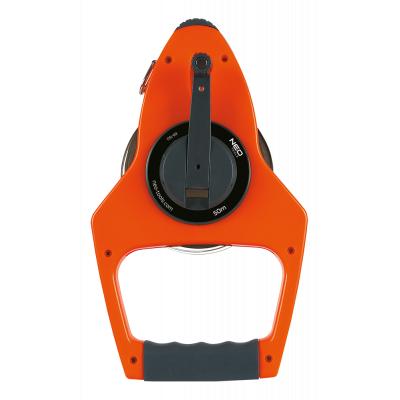 Рулетка Neo лента измерительная стальная, 50 м (68-150)