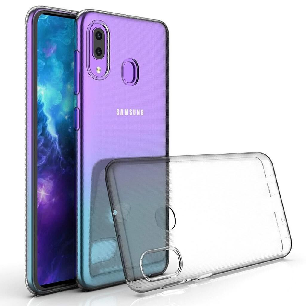 Чехол для моб. телефона Laudtec для SAMSUNG GalaxyA30 Clear tpu (Transperent) (LC-A30C)