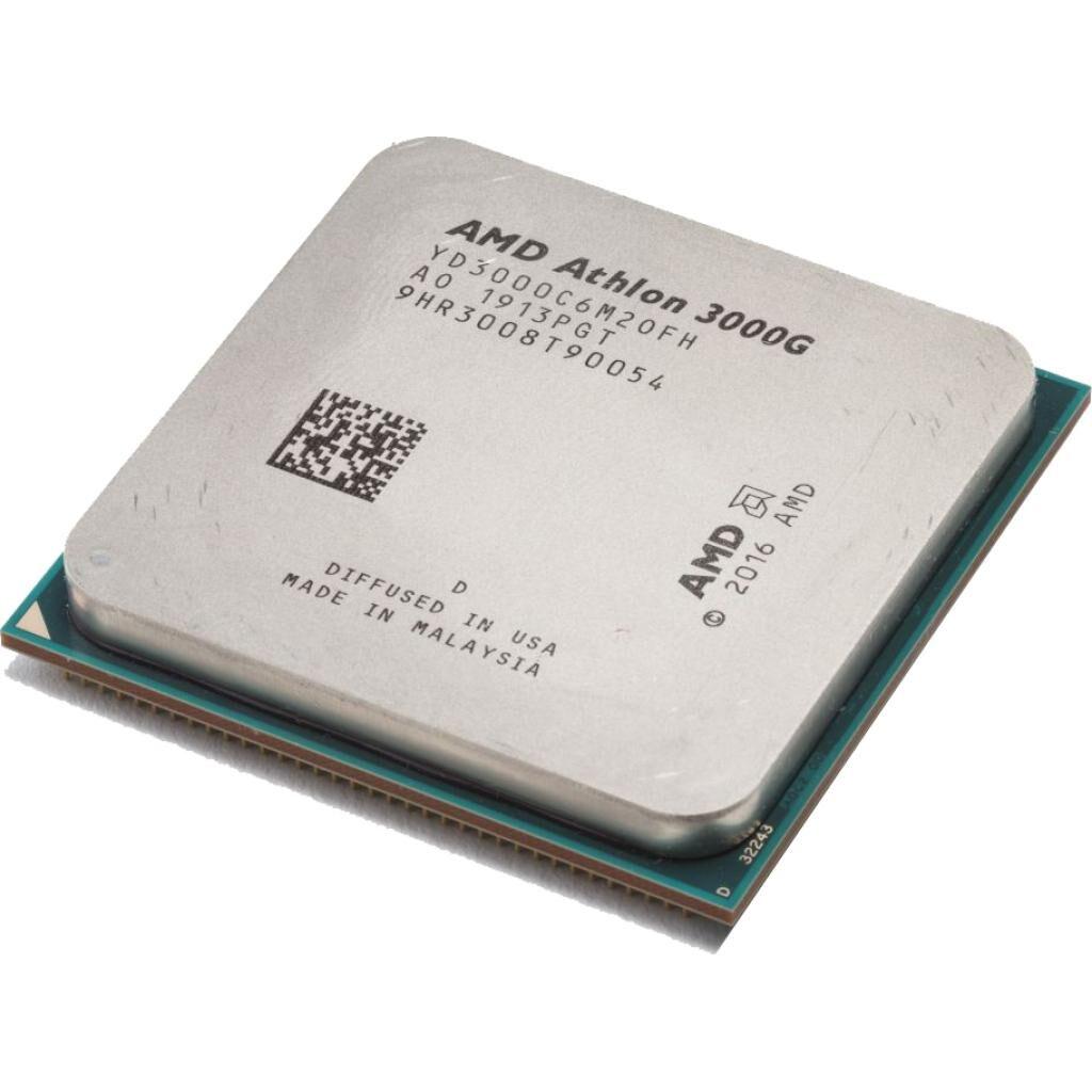 Процессор AMD Athlon ™ 3000G (YD3000C6M2OFH)