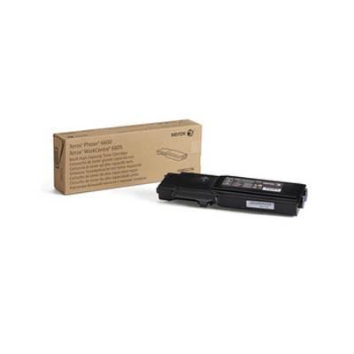 Тонер-картридж XEROX PH6600/ WC6605 Black (Max) (106R02236)