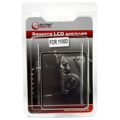 Защита экрана EXTRADIGITAL Защита экрана Canon 1100D (LCD00ED0013)