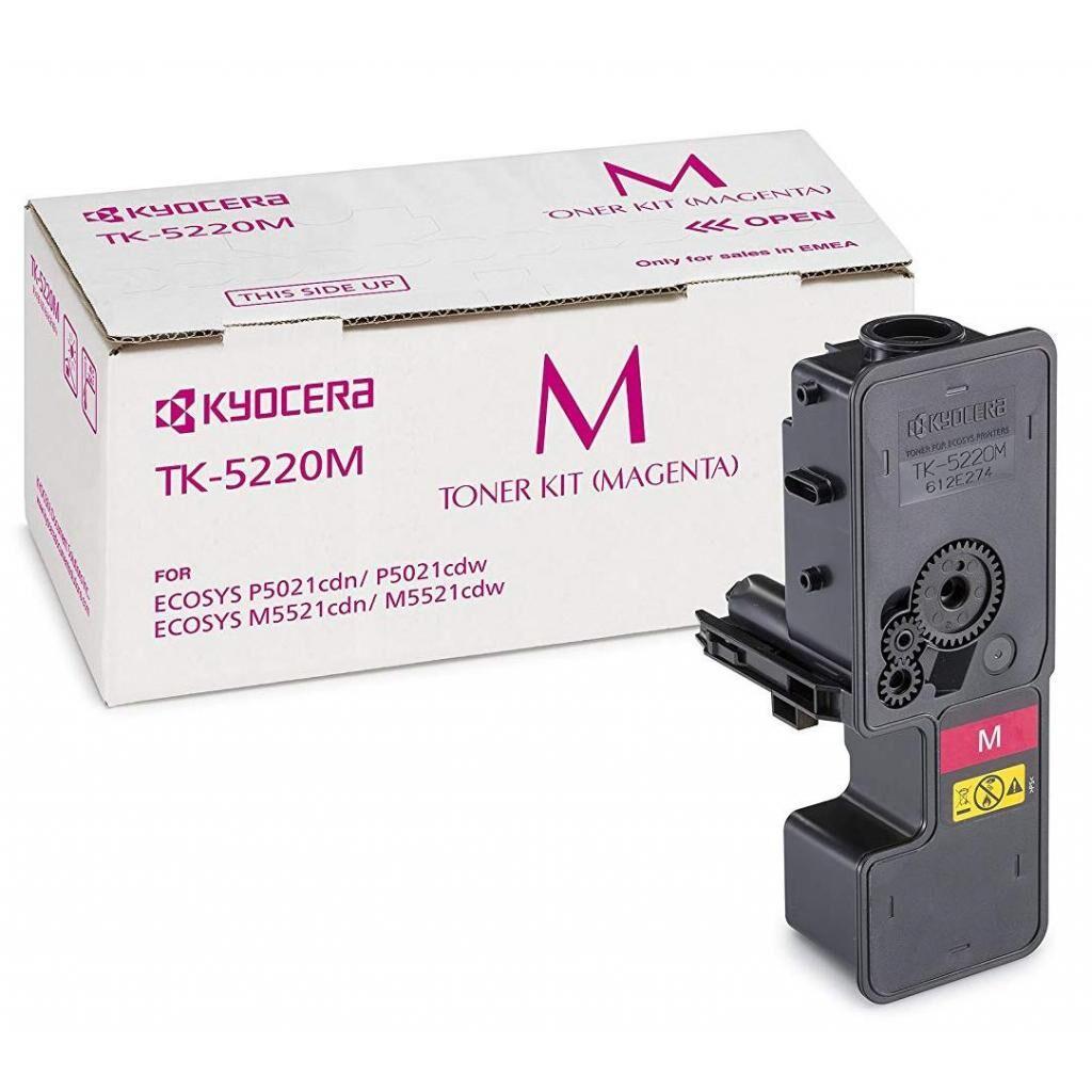 Тонер-картридж Kyocera TK-5220M magenta (1T02R9BNL1)