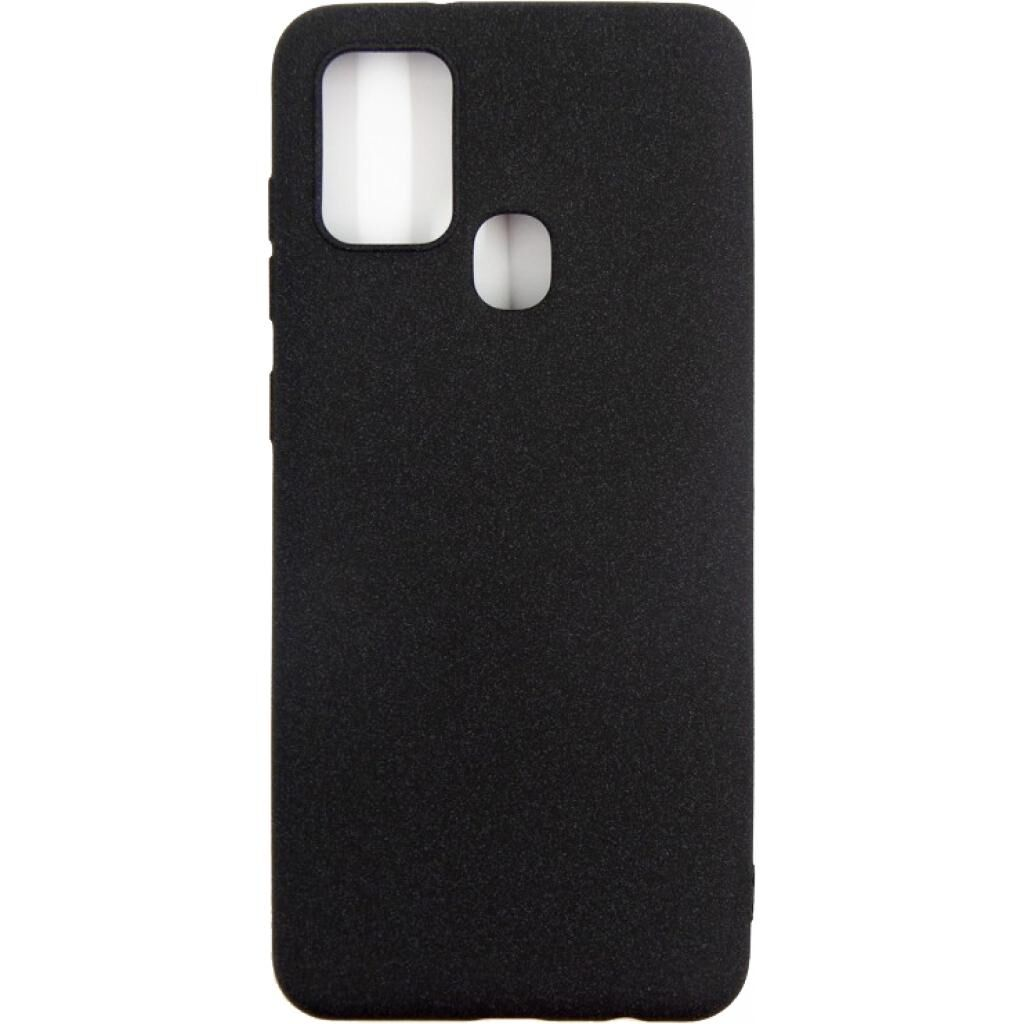 Чехол для моб. телефона DENGOS Carbon Samsung Galaxy A21s, black (DG-TPU-CRBN-74) (DG-TPU-CRBN-74)